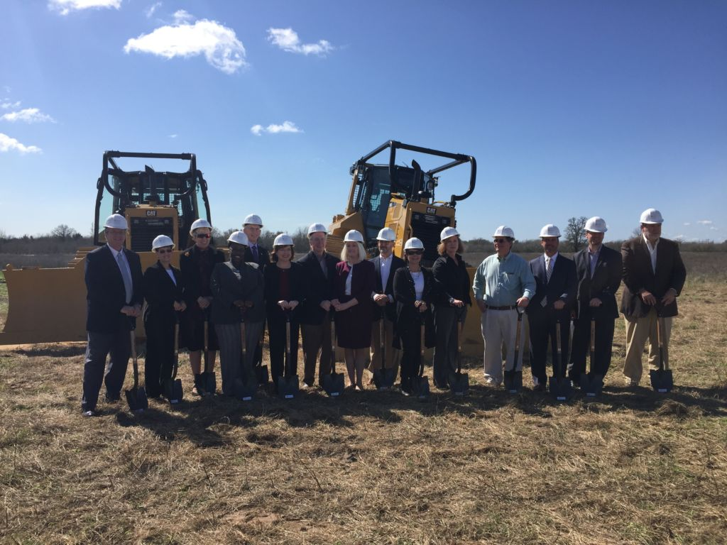 Texas A&M University System Breaks Ground on RELLIS Academic Complex